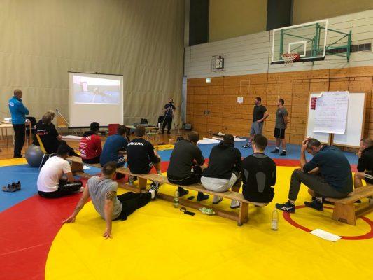 Grizzly_Trainer-Lehrgang in Heidelberg