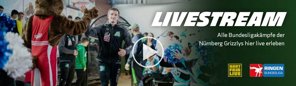 Nürnberg-Grizzlys Livestream
